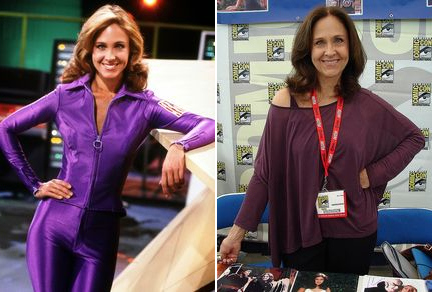 All erin gray buck rogers