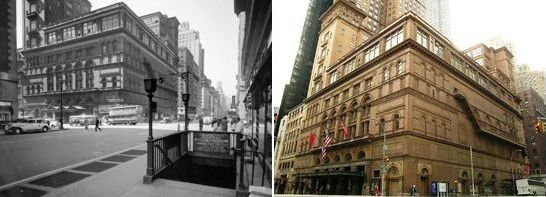 Carnegie Hall, New York City 1935 - 1941 to today