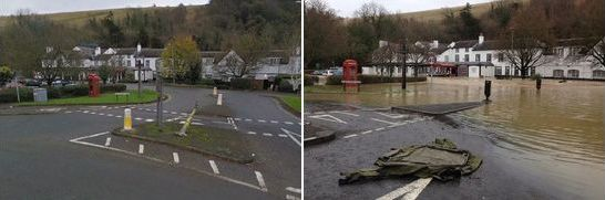 England flood 2013 - 2014