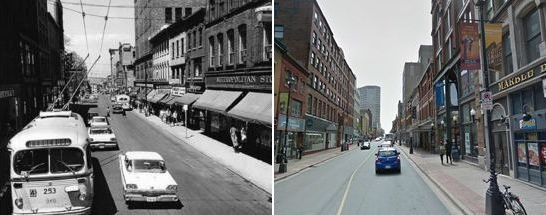 1673 Barrington St. Halifax, NS (1950s - Now)